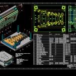Projektowanie tłocznika wielotaktowego w VISI Progress
