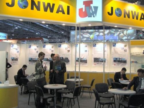 Firma Jon Wai na targach K2007