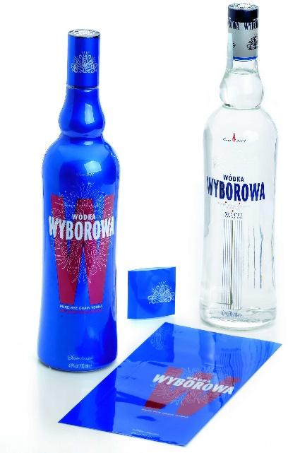 Wódka Wyborowa w nowej limitowanej serii. Nowe butelki będą dostępne jeszcze w 2007 roku