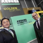 Arburg opened its own subsidiary in Taiwan