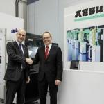Arburg Innovation Centre opens at KIT in Karlsruhe