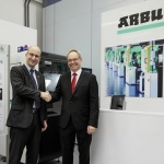 Arburg Innovation Centre opens at KIT in Karlsruhe
