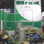 Firma Kram pokazała przewijarki na targach K2007