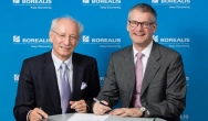 Borealis establishes endowment for excellence at Webster University
