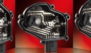 Sensor carrier made from hydrolysis-resistant Ultradur HR by BASF