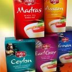 Nowe opakowania dla herbaty Posti