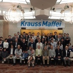 10 Years of KraussMaffei Reaction Process Machinery in Japan
