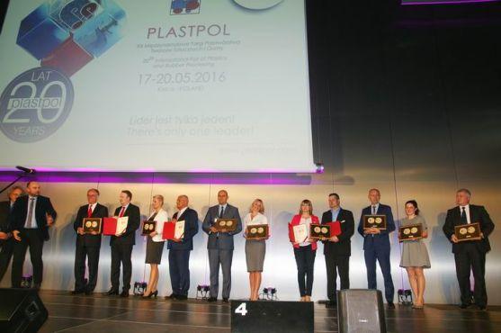 medal targów plastpol 2016