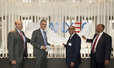 Rubber giant opened its headquarters in the Netherlands
