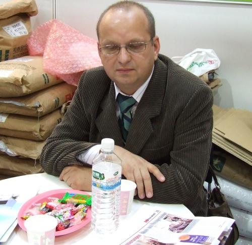 Tomasz Jasztal, szef firmy Atec