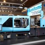 Electrified 4.0: Sumitomo (SHI) Demag at K 2016