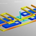 Optymalizacja układów chłodzenia w formach