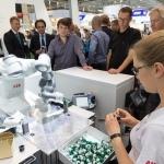 Automatica 2016: ABB z nagrodą za innowacyjność