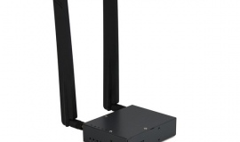 New high-performance industrial M2M router