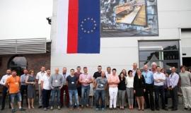 Nowa hala produkcyjna North Thin Ply Technology w Polsce