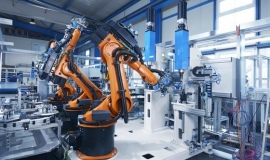 Solutions from Kistler boost efficiency in automated production