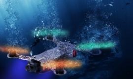 Kompozyty w powietrzu i pod wodą