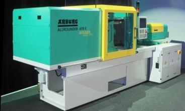 Arburg na targach K: najnowsze wtryskarki i zaawansowane technologie