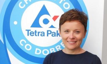 Kinga Sieradzon nowym dyrektorem generalnym Tetra Pak