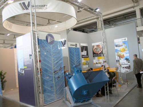 Stoisko firmy Wichary Technologies na targach Poleko 2007