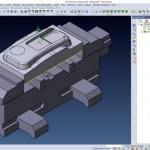 Frezowanie zgrubne w VISI Machining 3D
