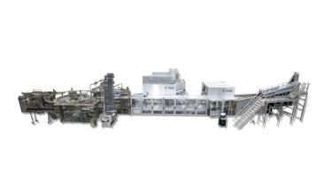 System powłok plazmowych ACTIS dla linii Sidel Matrix Combi