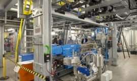 New SABIC's pilot plant for polypropylene