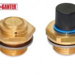 Nowe korki oddechowe z filtrem powietrza serii GN 884