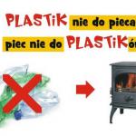 Rusza kampania przeciwko spalaniu odpadów z tworzyw w piecach domowych