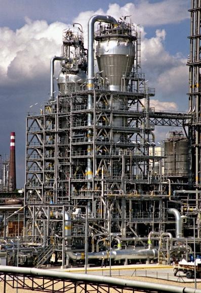Zakład Dywizji Petrochemicznej MOL