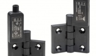 Nowe zawiasy bezpieczeństwa do montażu na narożnikach maszyn i urządzeń