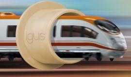 Nowy materiał polimerowy dla techniki kolejowej