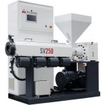 New Milacron's high output extruders and sheet extrusion lines