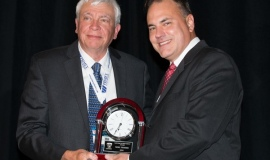 CMT Materials' Noel Tessier earns Lifetime Achievement Award from SPE