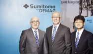 New management at Sumitomo (SHI) Demag