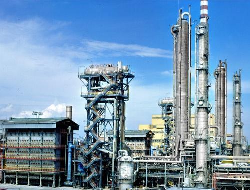 Zakłady Chemiczne Police, instalacja do produkcji amoniaku