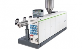 """""""Next Generation"""" technology for pipe and profile extrusion"""
