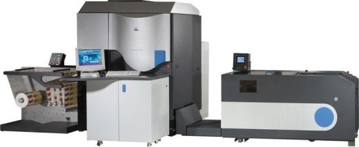 maszyna HP Indigo ws4500