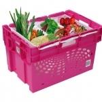 Rośnie zapotrzebowanie na pojemniki do dostaw spożywczych