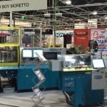 BOY with the highest presence at the Swiss Plastics