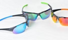 A frame revolution for sport glasses with transparent polyamide