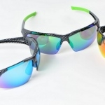 A frame revolution for sport glasses with transparent polyamide
