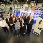 KraussMaffei delivers 100th injection molding machine to Grohe