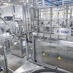 Sidel PET complete solutions for aseptic applications