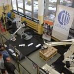 Dzień Robotyki PIAP i Comau za nami