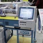 BOY will present three machines at the Chinaplas 2017