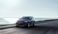 Lightweight composite transverse leaf springs in new Volvo models