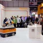 Premiery robotów KUKA na targach Automaticon 2017