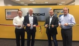 New Rapid Granulator's investment in US