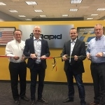 New Rapid Granulator's investment in US